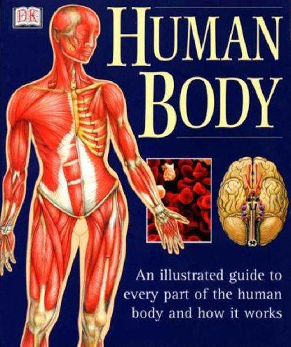 human body books